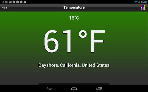 Temperature Free Screenshot 21