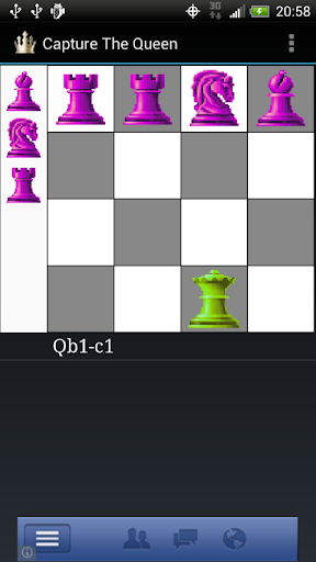 Capture The Queen: Chess