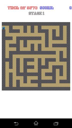 玩免費解謎APP 下載迷路地獄〜激ムズ迷路からの大脱出 app不用錢 硬是要APP