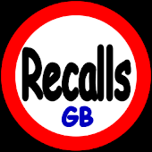 Vehicle Recalls GB