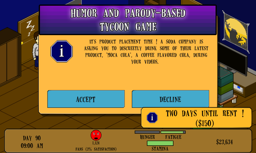 Let's Play Tycoon- screenshot