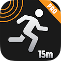 Shuttle Run Pacer VO2Max Test icon