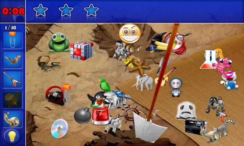Hidden Object- screenshot