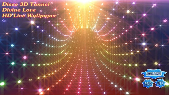 Disco Tunnel Divine Love 3D- screenshot thumbnail