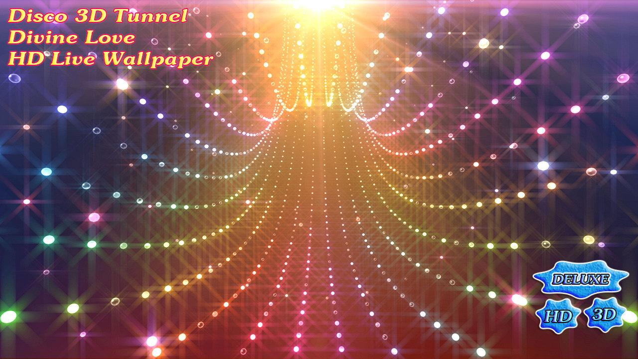 Disco Tunnel Divine Love 3D- screenshot