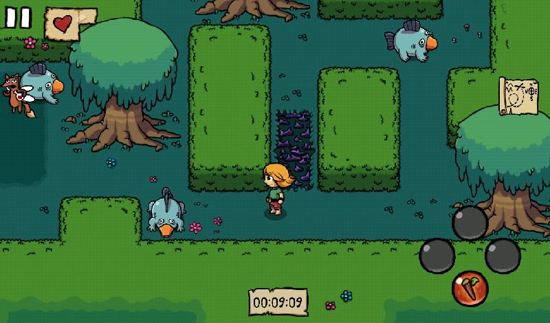 Ittle Dew - screenshot