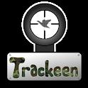 Trackeen Hunting Edition logo