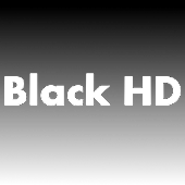 Black HD Go Launcher EX Theme