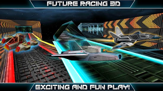 FUTURE RACING 3D- screenshot thumbnail