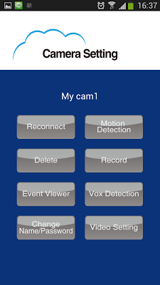Smart iCAM - screenshot