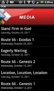 CCM- screenshot thumbnail