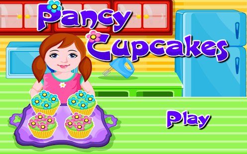 Pancy Cupcakes Cooking Games- screenshot thumbnail