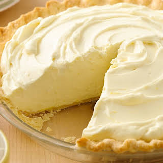 Luscious Lemon Cream Pie.