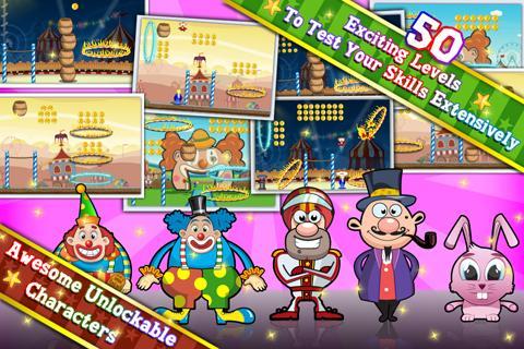 Fling Clowny - screenshot