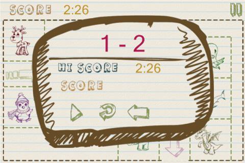 Doodle Elastic- screenshot