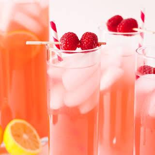 Raspberry Lemonade.