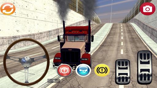Gerçek Tır Sürme Oyunu 3D