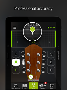 Guitar Tuner Free - GuitarTuna Screenshot 10