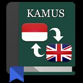 Kamus Inggris - Indonesia