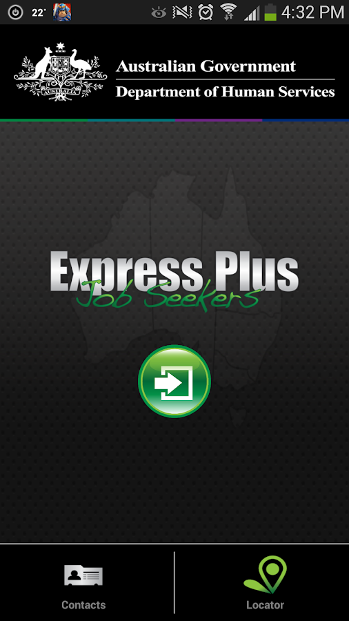 Express Plus Job Seekers - screenshot