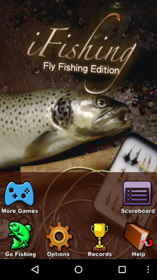 i Fishing Fly Fishing- screenshot