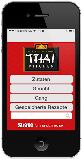 Thai Kitchen Rezepte