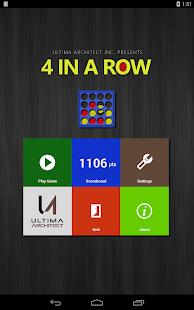 4 in a Row - screenshot thumbnail