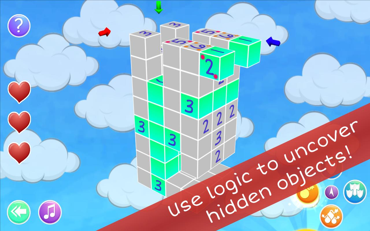 NonoCube Free- screenshot
