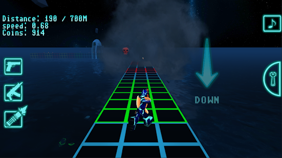 Run of TRON 3D pro - screenshot thumbnail
