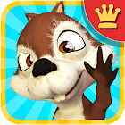 Talking Baby Squirrel Deluxe icon