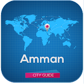 Amman Map Guide Weather Hotels