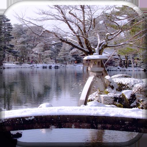 娱乐の冬の金沢・石川ライブ壁紙 LOGO-記事Game