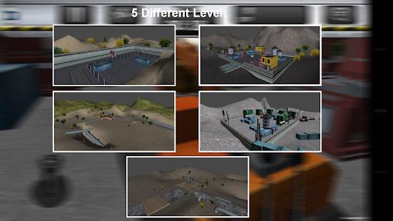 excavadora simulador mania  Aplicaciones de Android en Google Play