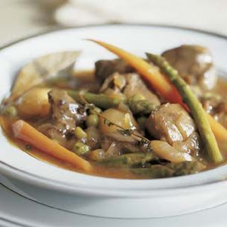 Springtime Lamb Stew (Navarin d'Agneau)