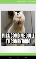 Screenshot of Memes para Compartir