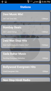 Desi Radio - Indian Stations - screenshot thumbnail