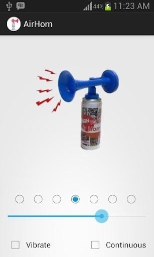 زامور هواء - Air Horn