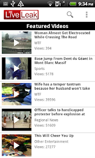 Liveleak Official - screenshot thumbnail
