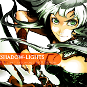 Graphic Art Book Shadow-Lights