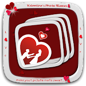 Photo Frame 4 Valentine Lovers