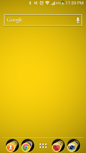 Yellow Theme Nova