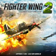 FighterWing 2 Flight Simulator [Мод: много денег]