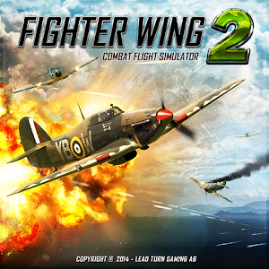 FighterWing 2 Flight Simulator v2.58 APK+DATA (MOD)