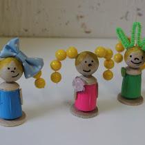 Pencap Dolls