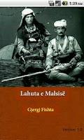 Screenshot of Lahuta e Malsisë