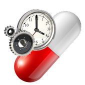 Medication alarm clock