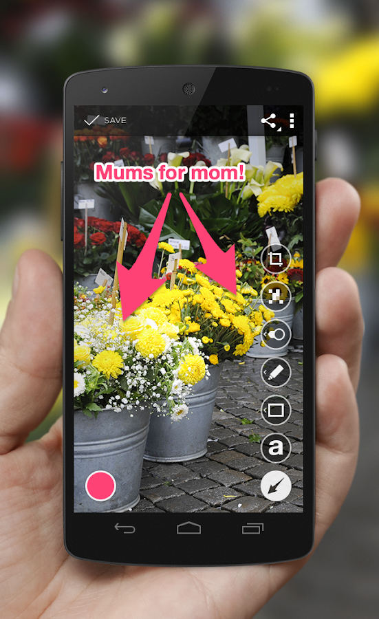 Skitch - screenshot