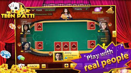 Teen Patti Gold Flush Poker 1.4.0 screenshot 1248104