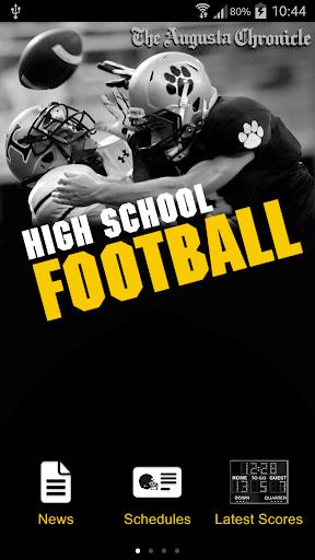Augusta High School Football