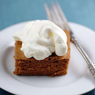Cinnamon Apple Cake.
